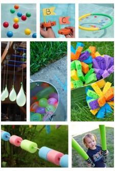 25 Water Games Kids Love!