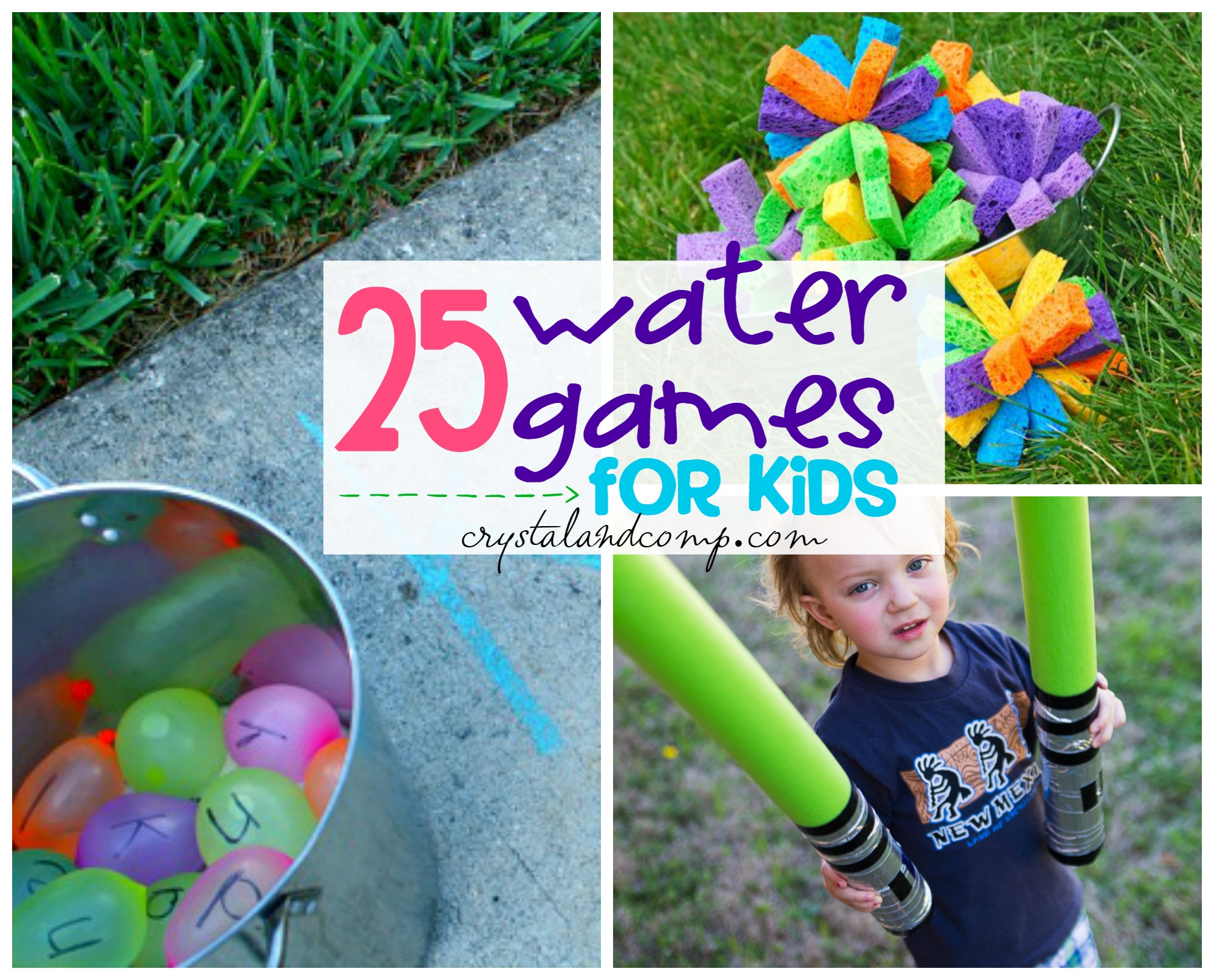 More Water Play Activities For Kids