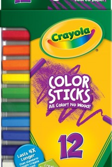 color sticks