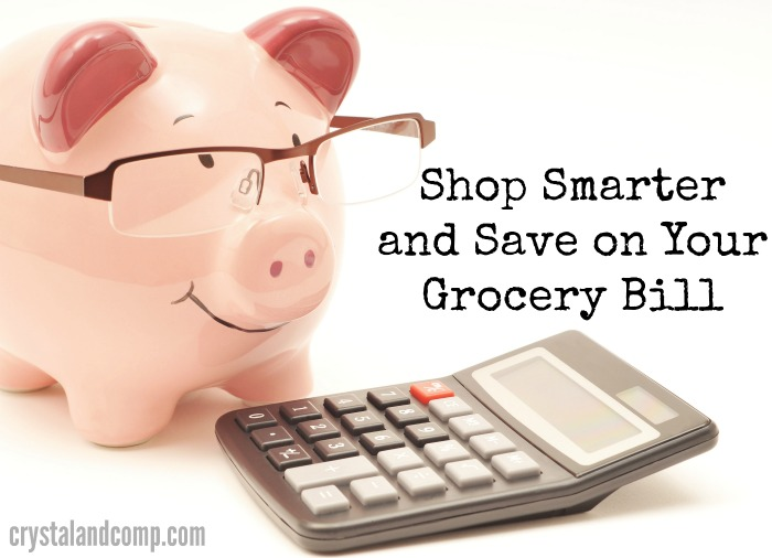 Shop smarter and save money on your grocery bill with these six easy tips.