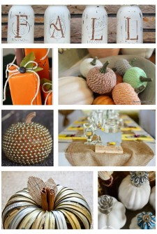 25 Home Decor Ideas You'll Love for Fall