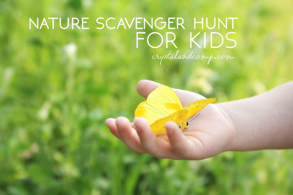 Nature Scavenger Hunt (1)