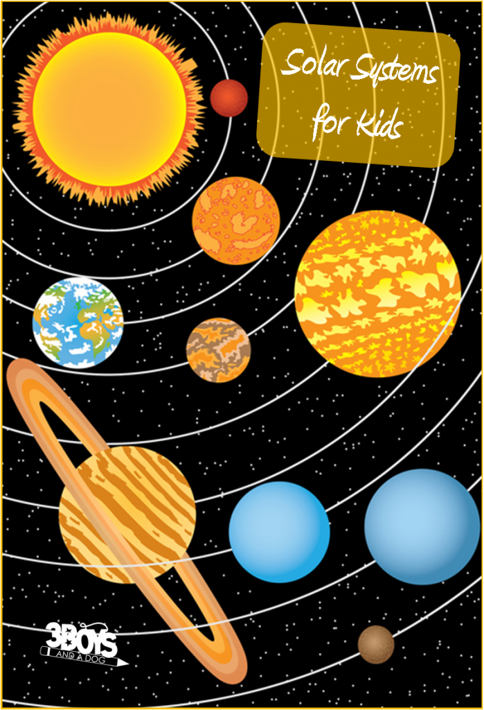 Fun Science Games Solar System