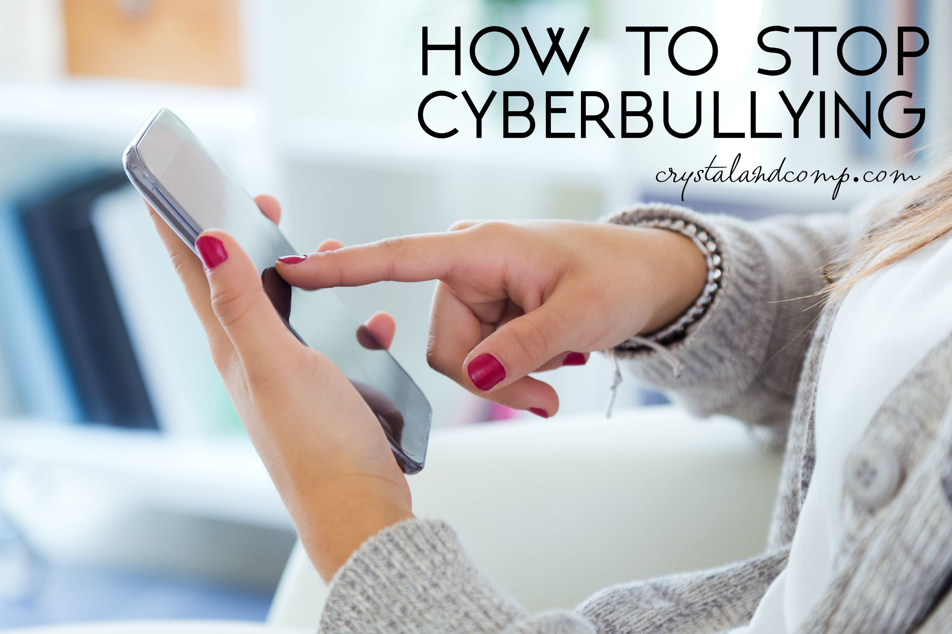 how to end cyber bullying Cyberbullying affects countless teens and adolescents a 2015 random sample study of 11-15 year olds in the midwest found that over 34% reported being the victim of cyberbullying in their lifetime other studies have found that 1 in 4 teens have been cyberbulliedvictims of cyberbullying are much more likely to use alcohol and drugs, avoid school and have poor grades, experience depression and.