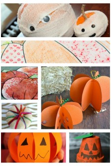 27 Awesome Pumpkin Crafts and Activities For Kids
