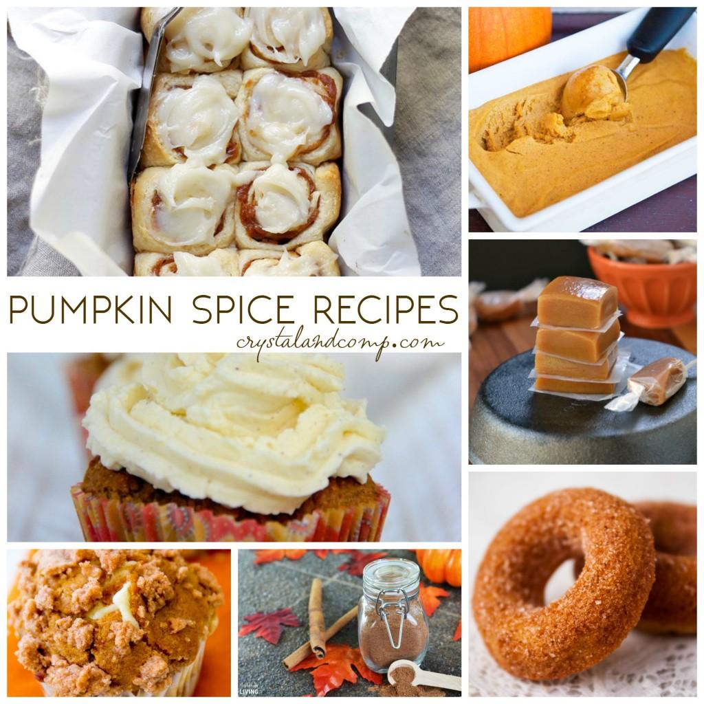 pumpkin spice recipes (1)