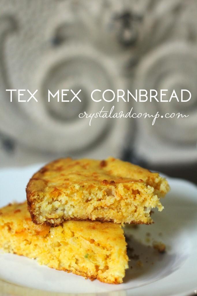 super easy tex mex cornbread