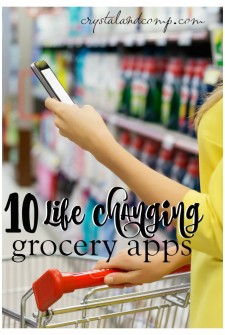 10 Life Changing Grocery Shopping Apps