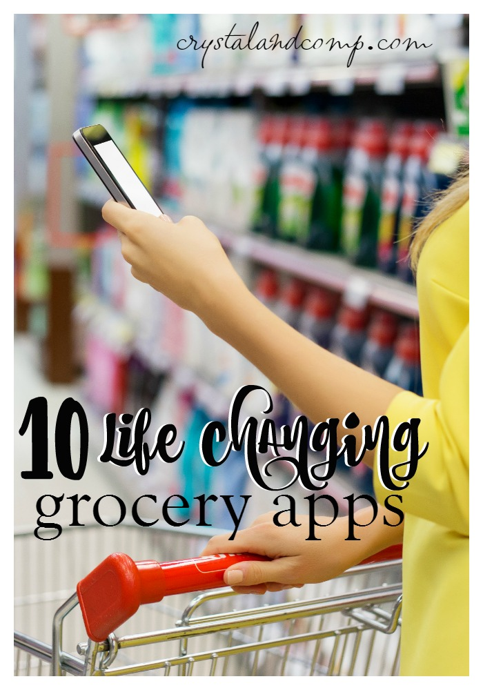 10 Life Changing Grocery Apps