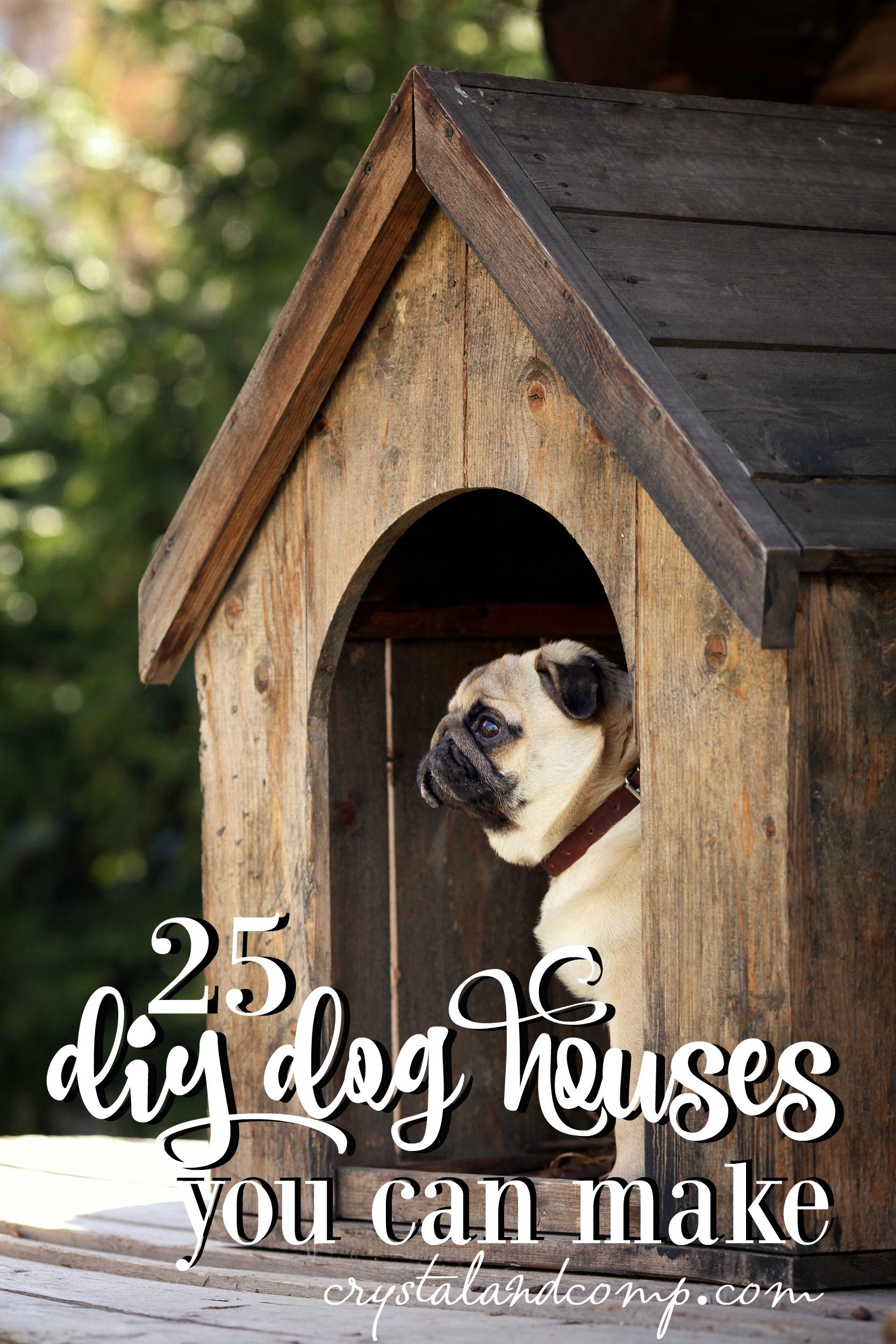 homemade dog kennels 2. 25 DIY Dog Houses You Can Make Homemade Kennels 2
