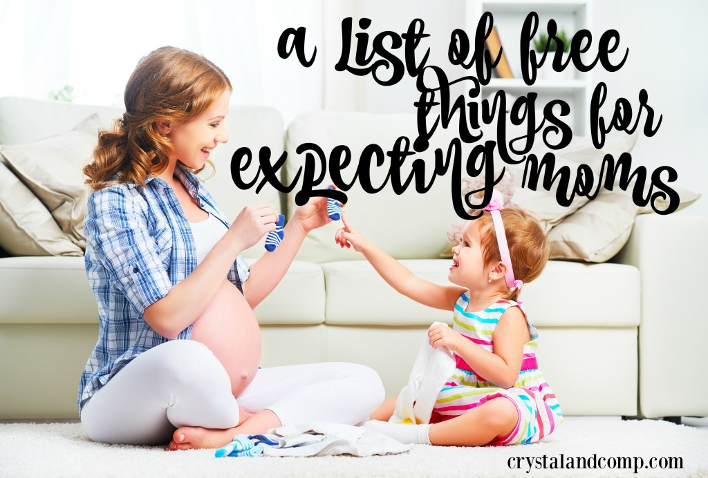 free things for expecting moms