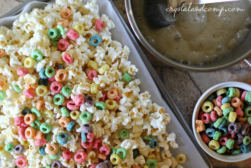 popcorn balls for peanuts the movie