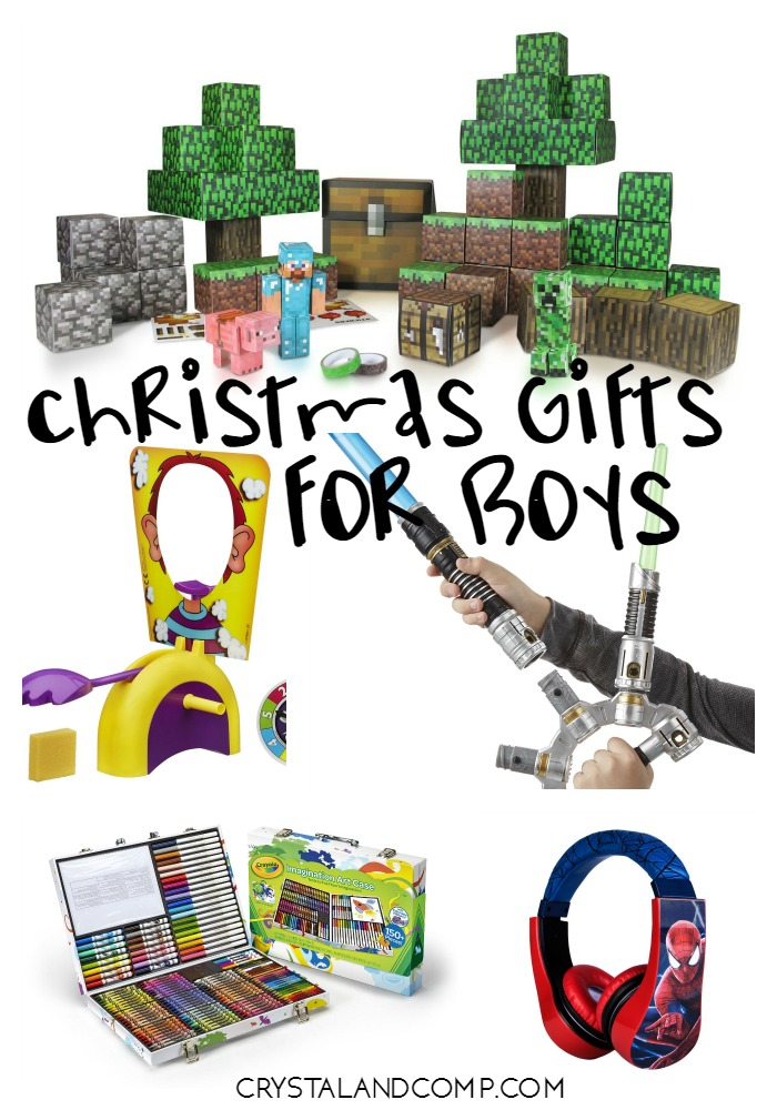 Christmas Toys For Boys : Christmas gifts for boys