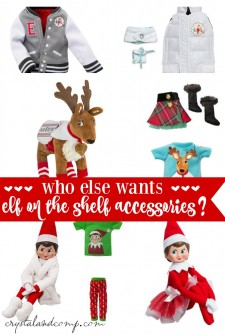 Who Else Needs Elf on the Shelf Accessories