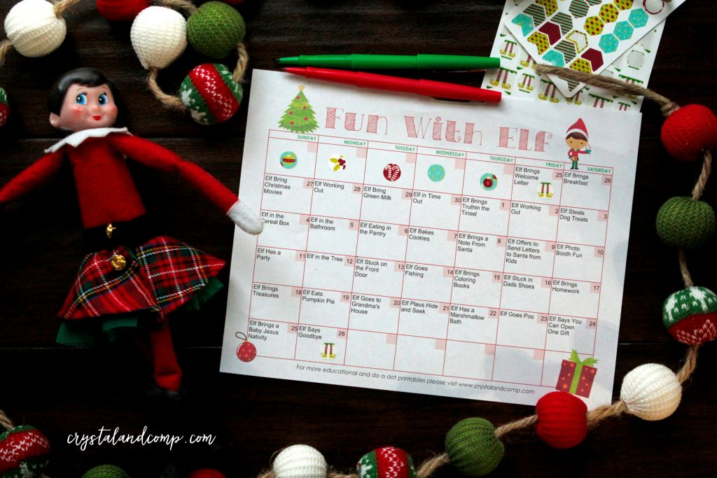 elf-on-the-shelf-planner