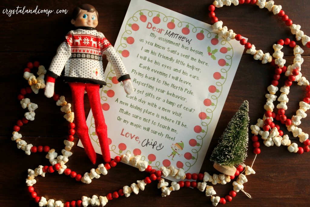 elf-on-the-shelf-welcome-letter