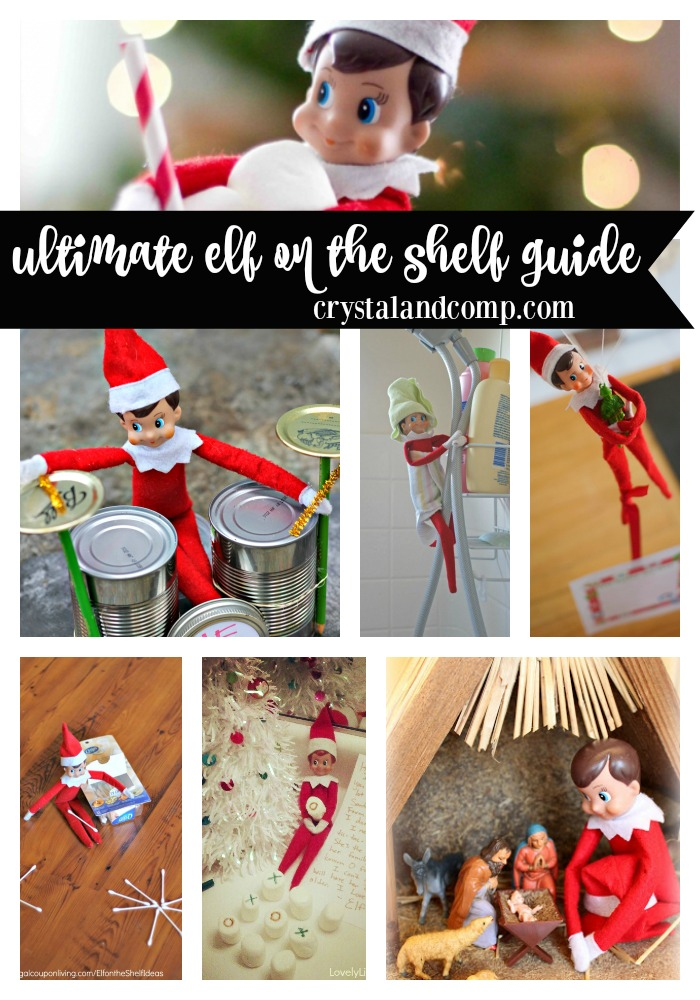 ultimate elf on the shelf ideas