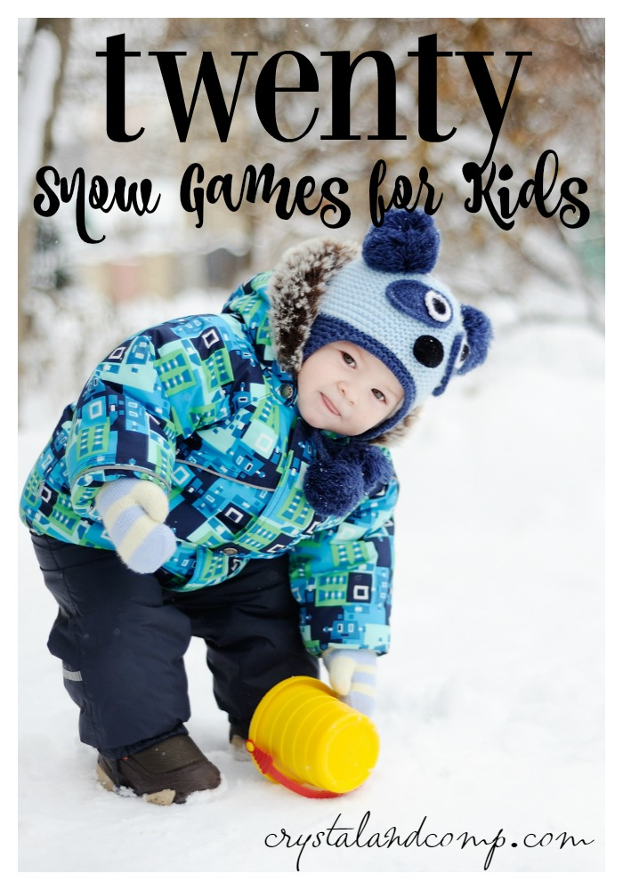 20 snow games for kids (1)