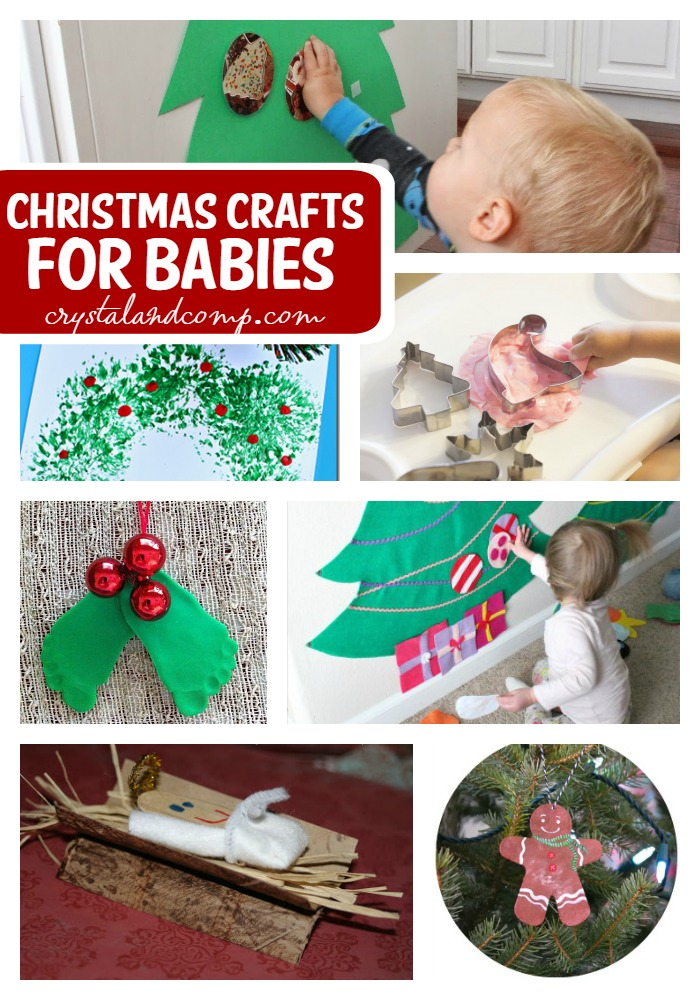 26 christmas crafts for babies and toddlers 26 christmas crafts for babies and toddlers