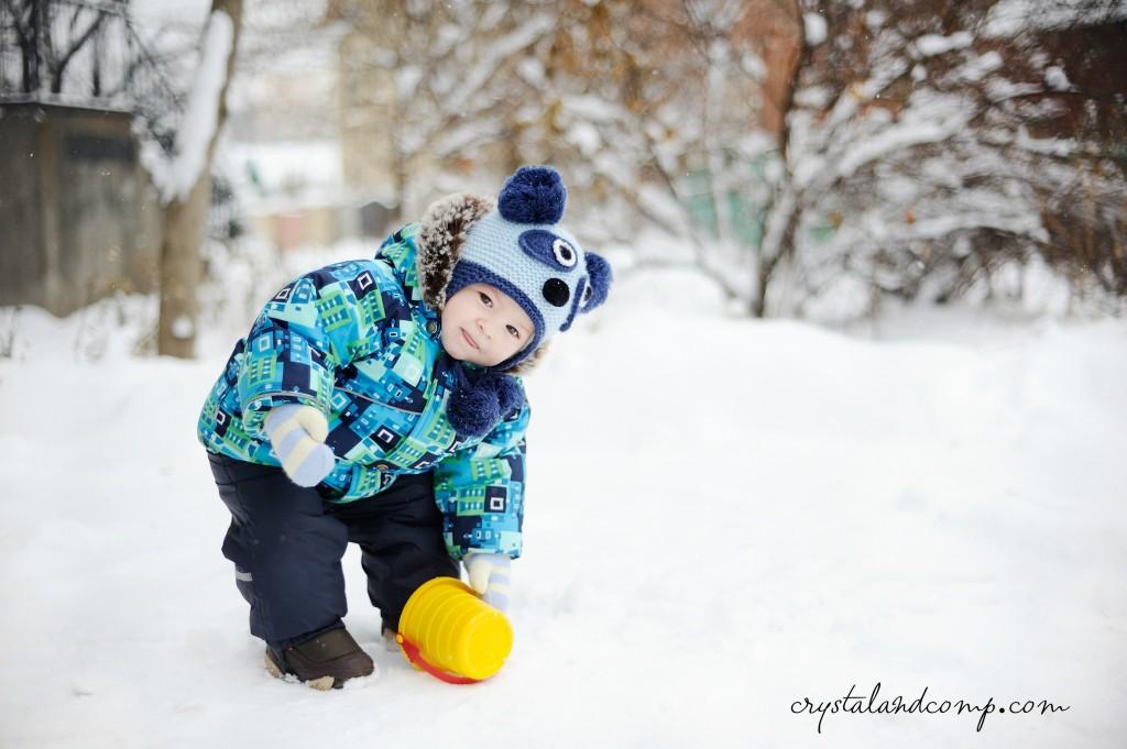 snow activities for kids