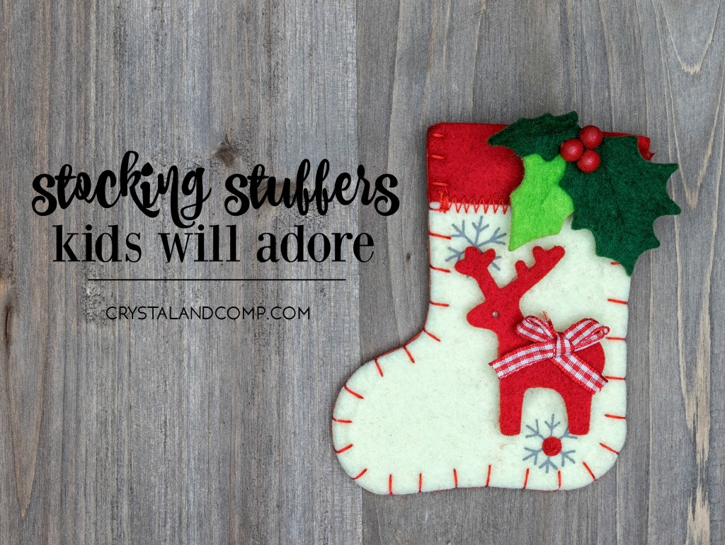 stocking stuffers kids will adore
