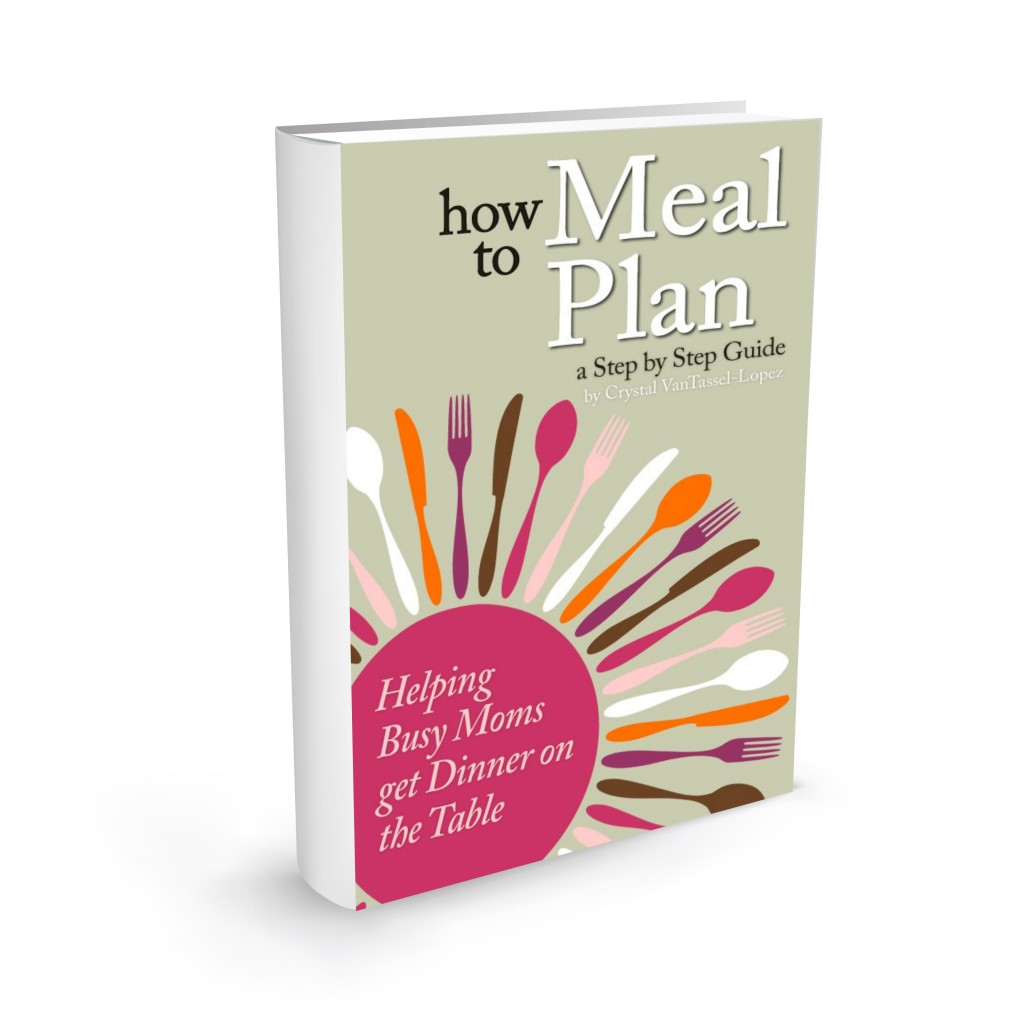 how to meal plan ebook
