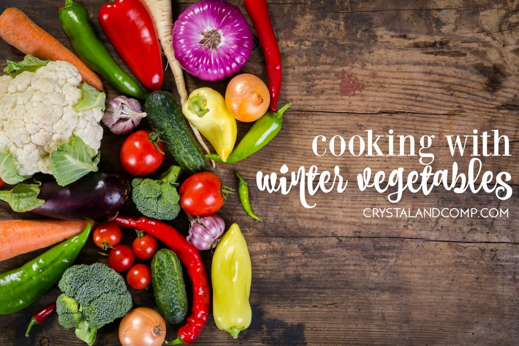 cooking with winter vegetables