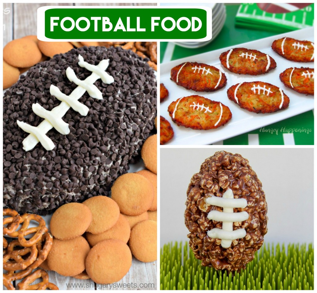Super Bowl Game Day Recipes