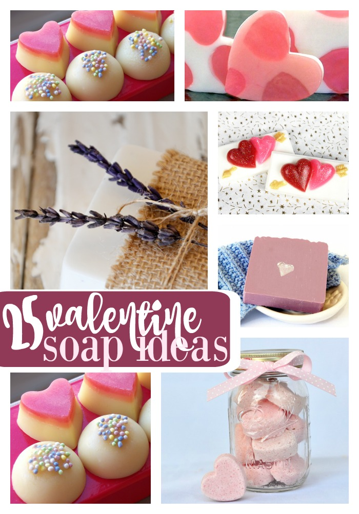 valentine soap ideas you can make