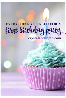 Ultimate Guide for Planning a First Birthday Party