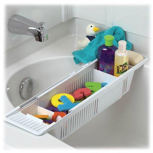bathtub organizer