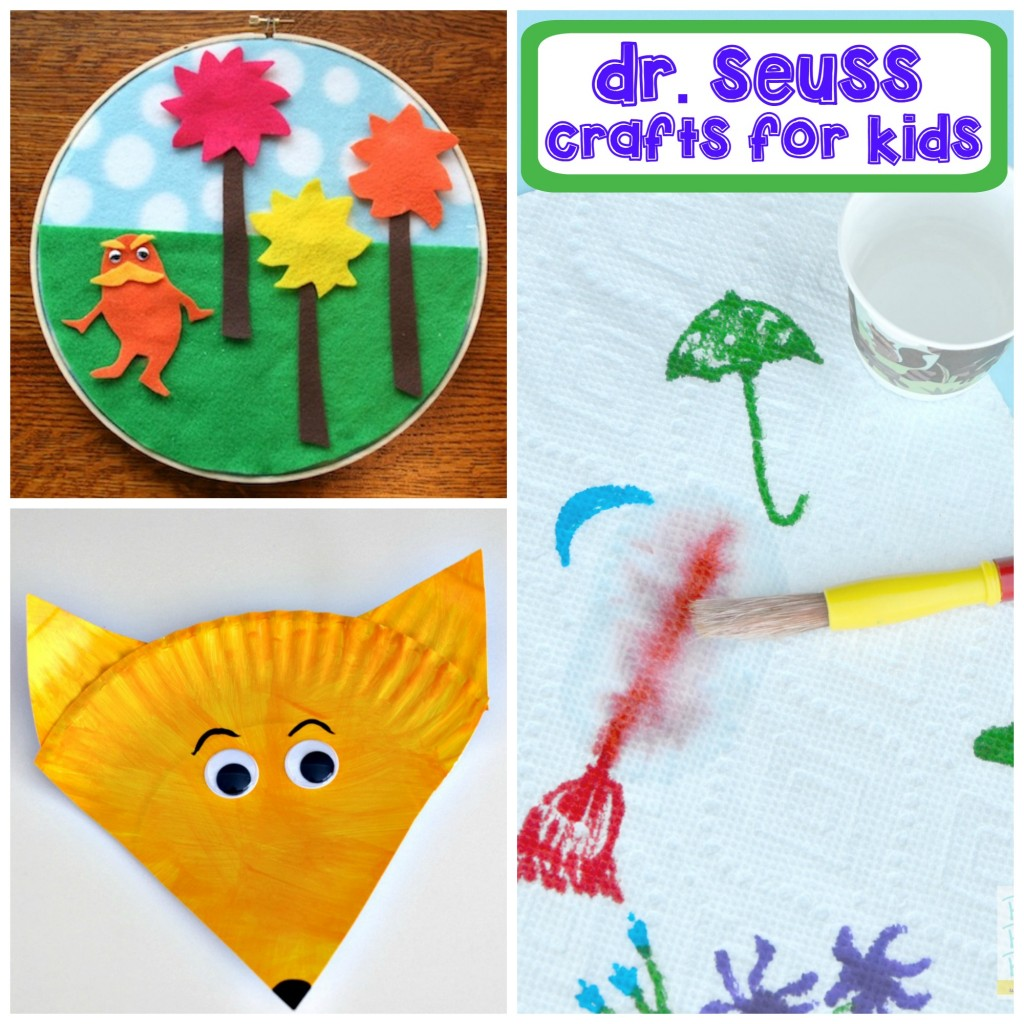 dr seuss activities for kids On dr seuss crafts for preschool