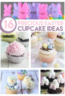 16 Sweet Easter Cupcake Recipes