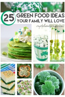 25 Greentastic Saint Patrick's Day Foods
