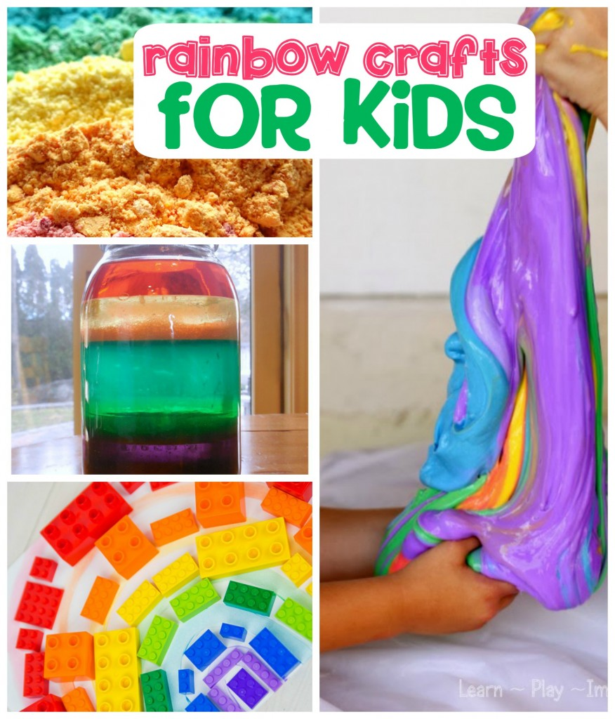 rainbow crafts for kids (1)