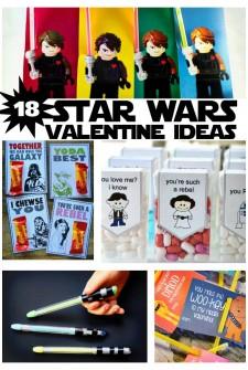18 Ultimate Star Wars Valentines for Kids