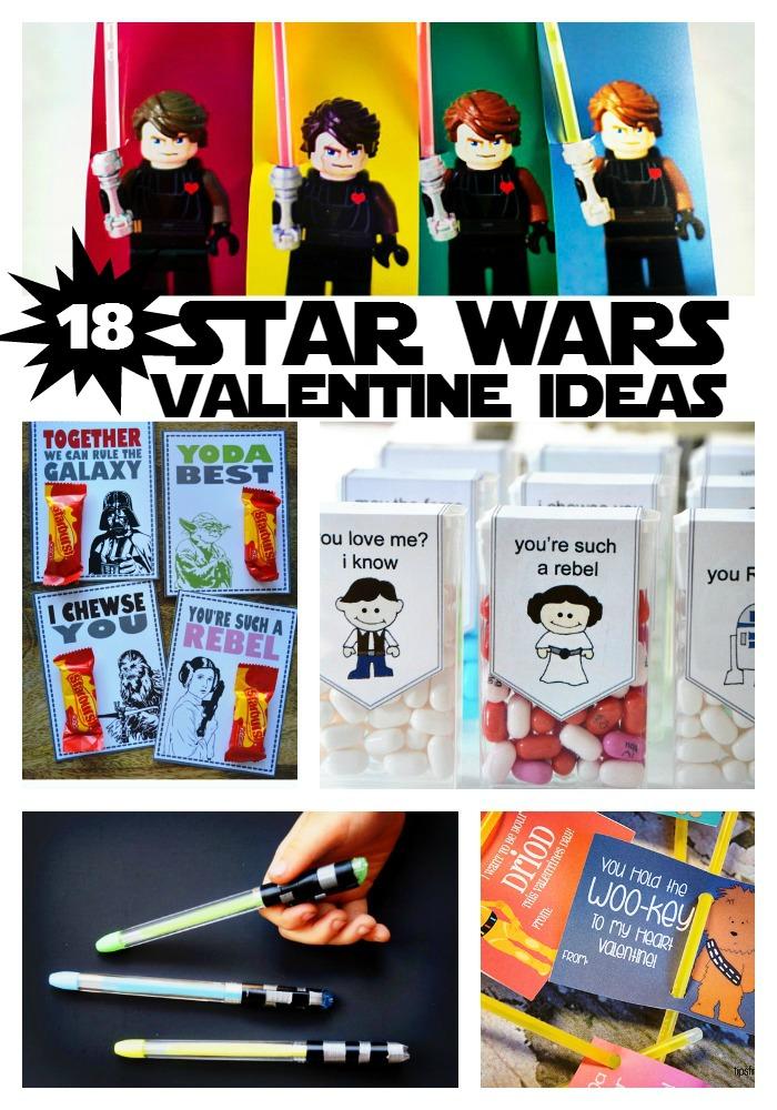 star wars valentine ideas