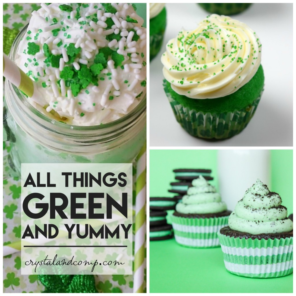 all things green and yummy (1)