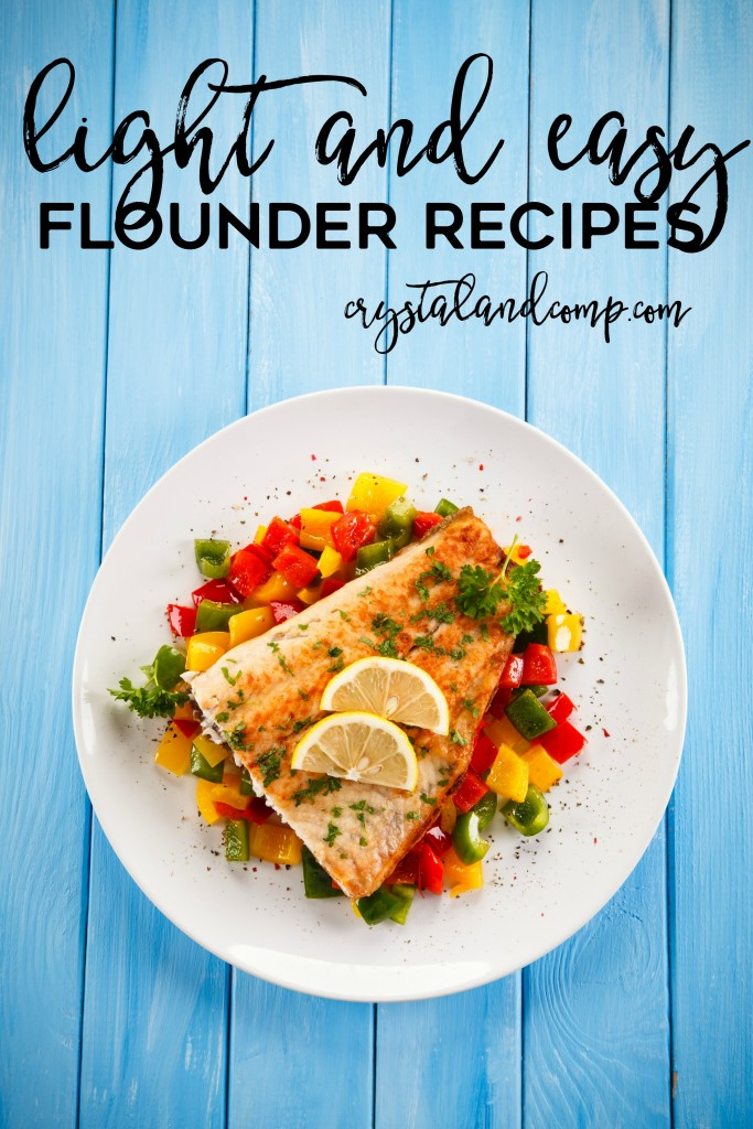 easy flounder recipes