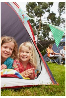 27 Items For Worry Free Family Camping