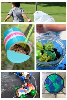 25 Recycling Activities for Kids
