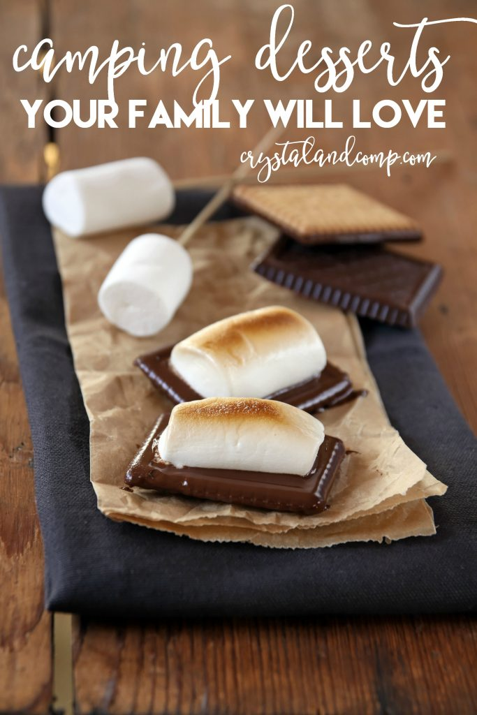 camping desserts your family will love