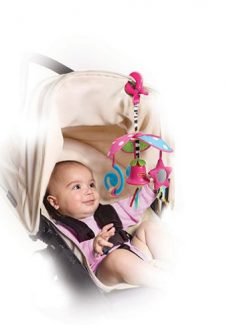 This Mobile Will Entertain Baby On The Go