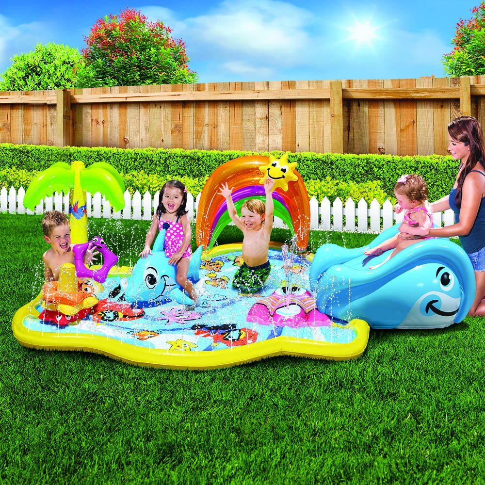 check out this backyard baby splash station crystalandcomp com