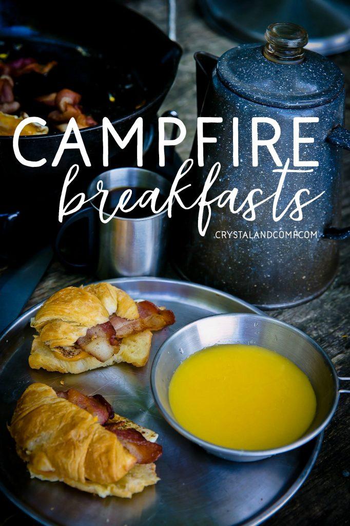 campfire breakfasts