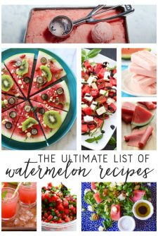 The Best Watermelon Recipes For Summer