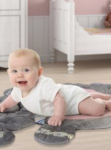 Perfect For Baby Tummy Time