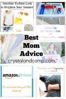 Best Mom Advice 6/25/2016