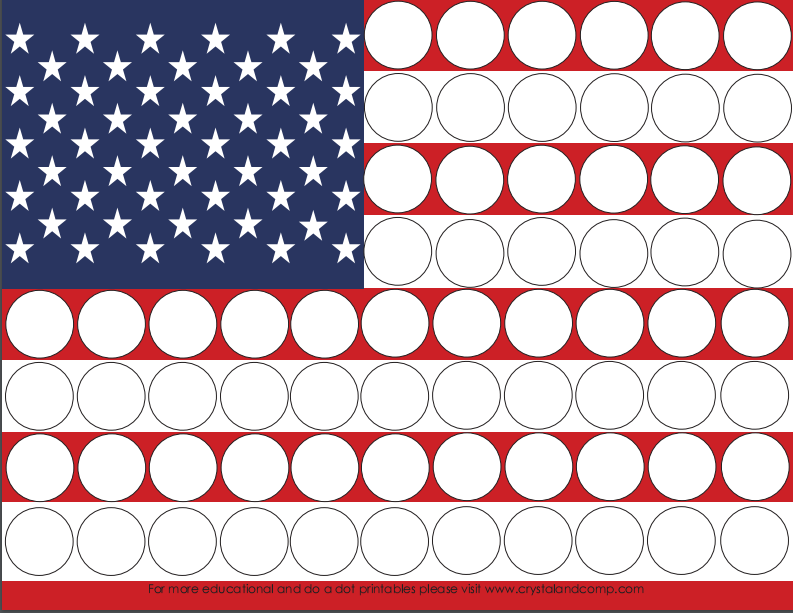 flag do a dot