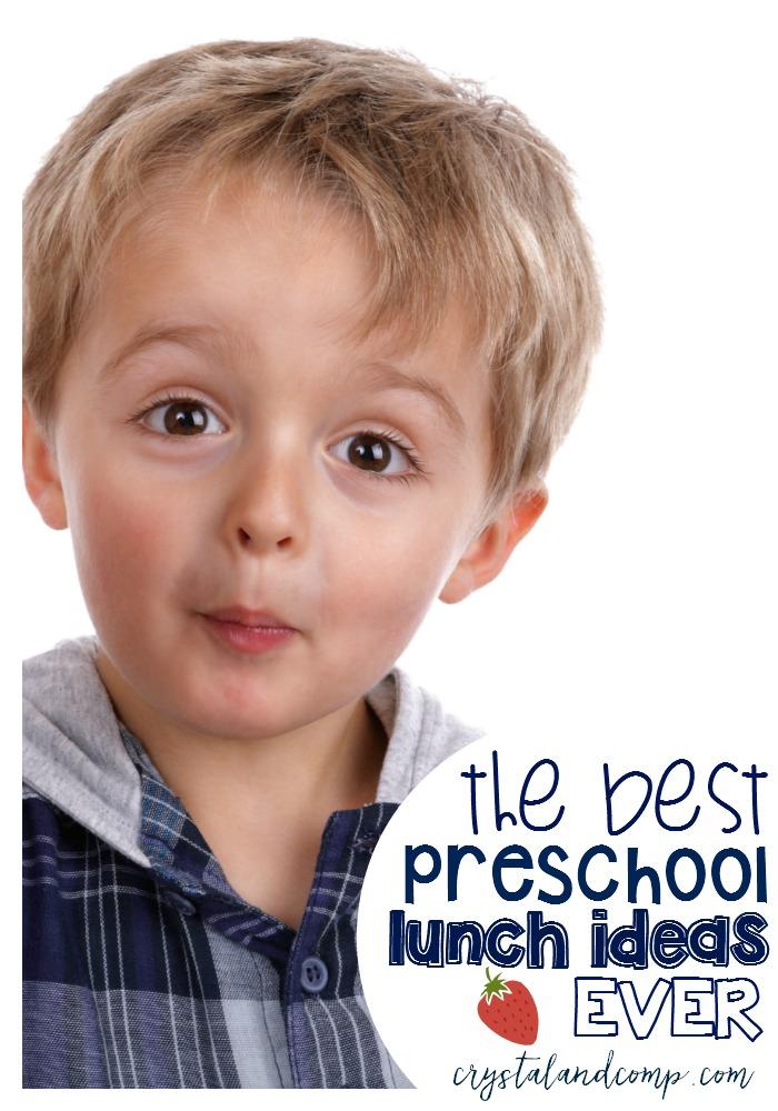 the best preschool lunch ideas ever